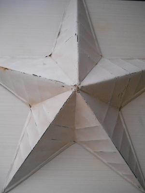 BARN STAR - 45 CM